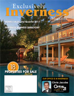 Exclusively Inverness magazine